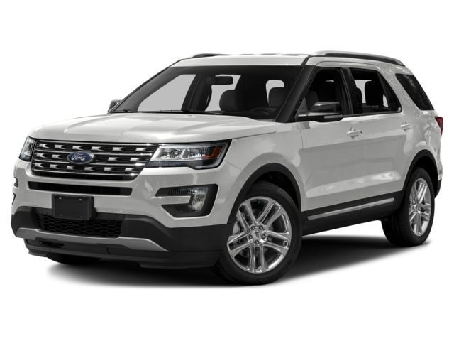 2017 Ford Explorer 4WD XLT SUV