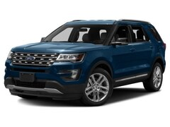 2017 Ford Explorer XLT 4WD Sport Utility