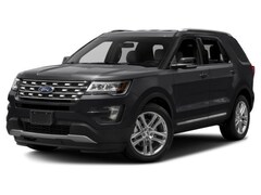 Used 2017 Ford Explorer XLT SUV in Helena, MT