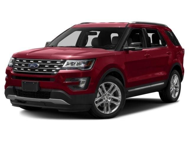 2017 Ford Explorer XLT XLT 4WD 1FM5K8D87HGB79067