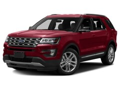 2017 Ford Explorer XLT SUV in Franklin, MA