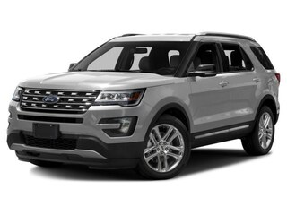 New 2017 Ford Explorer - XLT - AWD - ECO BOOST SUV for Sale Levittown, PA, Burns Auto Group
