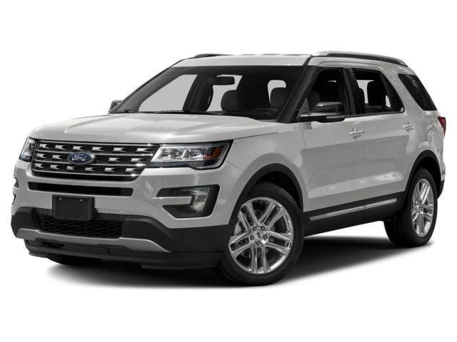 Used 2017 Ford Explorer For Sale at Bergey's Ford of Lansdale | VIN:  1FM5K8D88HGA96814