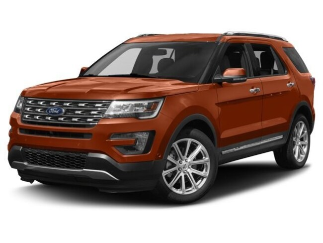 Used 2017 Ford Explorer SUV in Bennington, VT