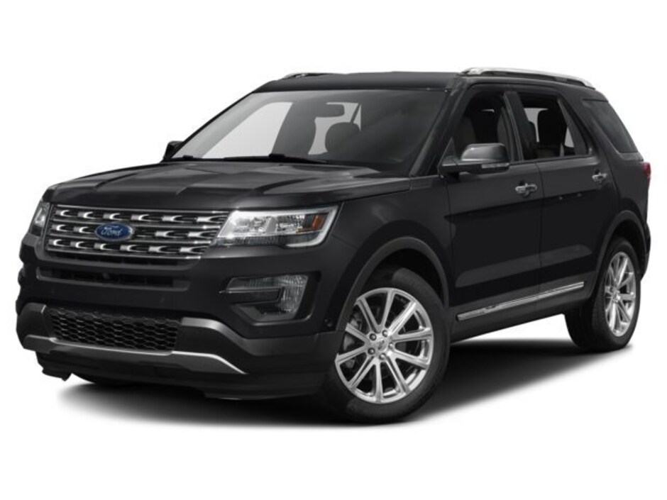 Used 2017 Ford Explorer Limited Sport Utility Lamesa