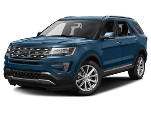 2017 Ford Explorer Limited AWD Limited  SUV