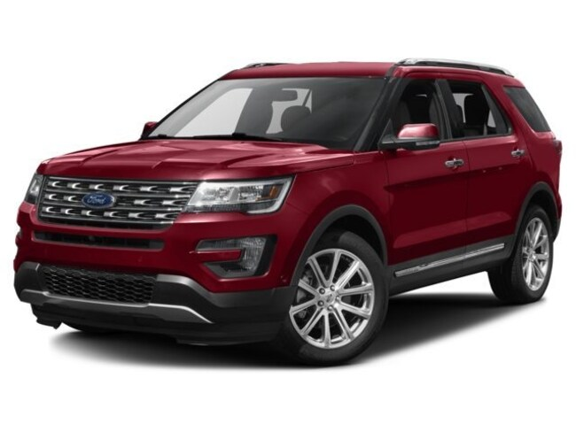 Used 2017 Ford Explorer Limited SUV near Kennewick WA