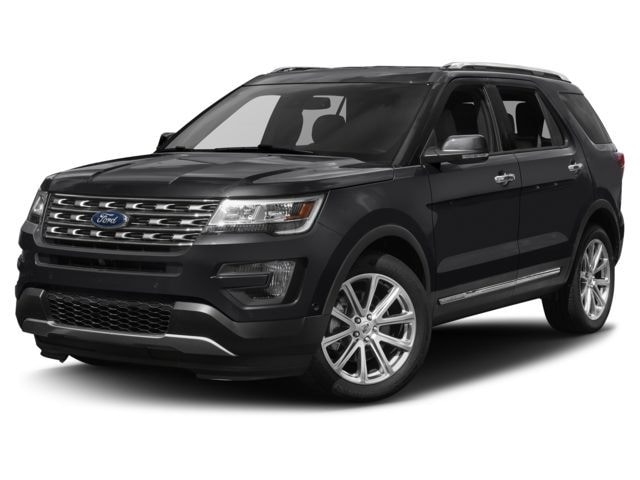 New 2017 Ford Explorer Limited SUV Buffalo NY