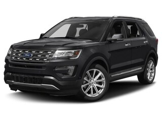 New 2017 Ford Explorer Limited SUV Lakewood