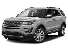 2017 Ford Explorer 4x4 LTD SUV