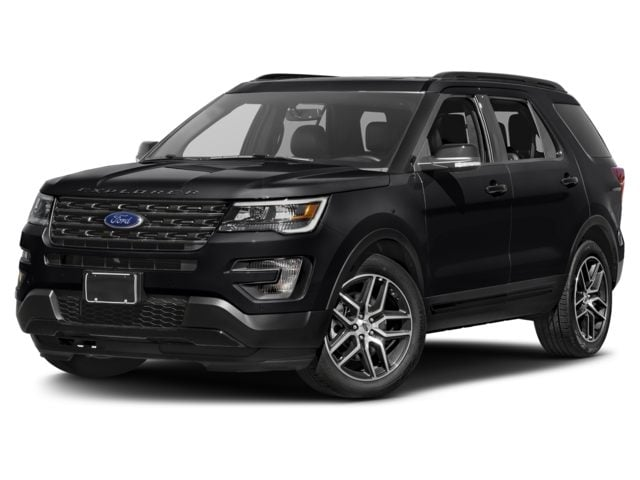 2017 Ford Explorer 4WD Sport SUV