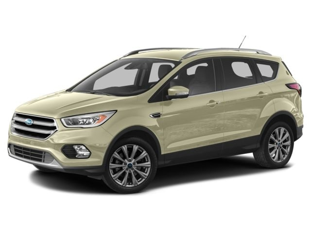 New 2017 Ford Escape S SUV Buffalo NY