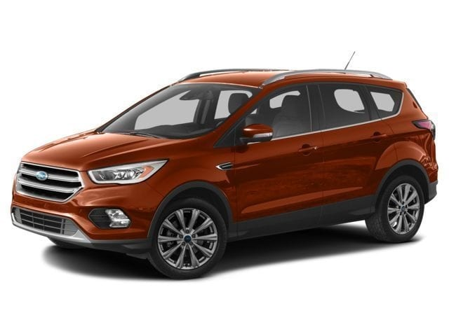2017 Ford Escape 4WD SE SUV