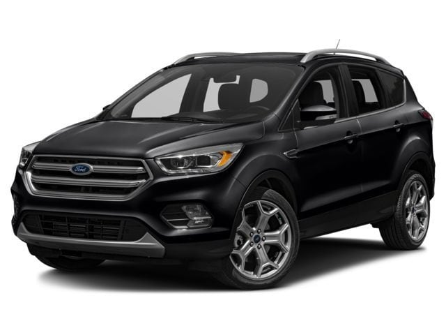 New 2017 Ford Escape Titanium SUV Buffalo NY