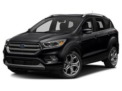 used 2017 Ford Escape Titanium Titanium 4WD 1FMCU9JD2HUE28711 in West Chester