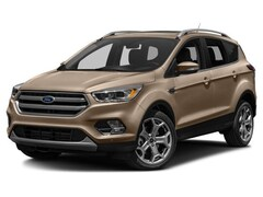 Used 2017 Ford Escape Titanium SUV 1FMCU9J95HUE73198 for sale in North Branch, MN