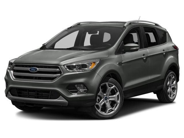 2017 Ford Escape 4WD Titanium SUV