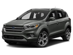 Used 2017 Ford Escape Titanium SUV in Vicksburg, MI