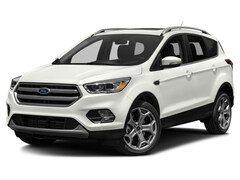 Used 2017 Ford Escape Titanium SUV in Jackson, OH