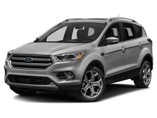 2017 Ford Escape Titanium 4WD Sport Utility