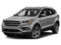 2017 Ford Escape Titanium 4WD SUV