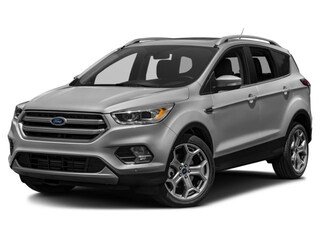Used 2017 Ford Escape Titanium SUV Amarillo