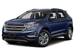Certified used 2017 Ford Edge SE SUV for sale in Liberty, NY