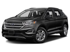 New 2017 Ford Edge SE Crossover 2FMPK4G99HBC47026 in Rochester, New York, at West Herr Ford of Rochester