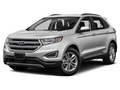 Certified 2017 Ford Edge SE SUV Denver