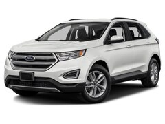 New 2017 Ford Edge SE SUV Ford dealer in Chapmanville WV