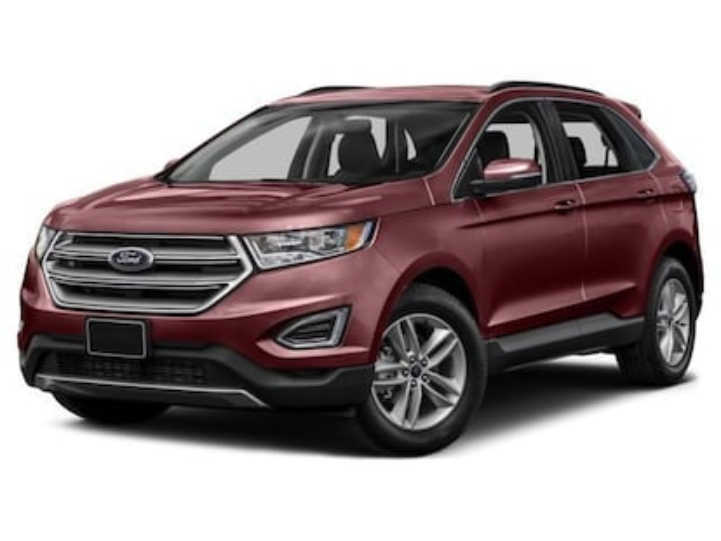 Ford Edge Sel A Technology Moonroof Navigation Suv