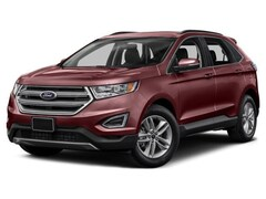 2017 Ford Edge SEL All-Wheel Drive with Locking and Limited-Slip Diff