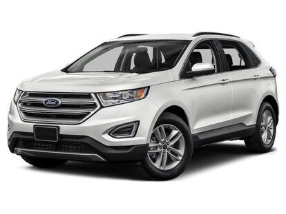 Lithia Ford Grand Forks >> Used 2017 Ford Edge Suv For Sale In Grand Forks Nd