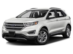 Used 2017 Ford Edge SEL SUV for sale in Kalamazoo, MI