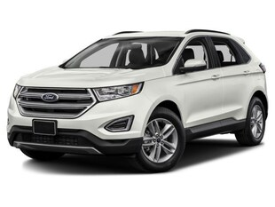 2017 Ford Edge SEL AWD 6 Speed Automatic