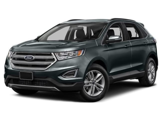 Used  Ford Edge Titanium Suv In Albany Mn