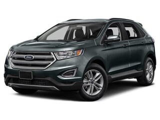 Certified Pre-Owned 2017 Ford Edge Titanium SUV Boise, ID