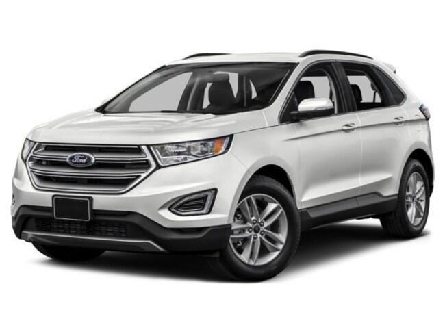 2017 Ford Edge Titanium Crossover
