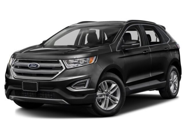 2017 Ford Edge Titanium SUV for sale near Elyria, OH at Mike Bass Ford