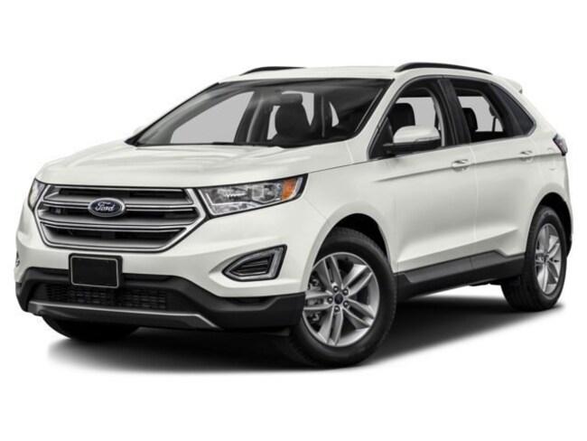 Used 2017 Ford Edge Titanium SUV Levelland