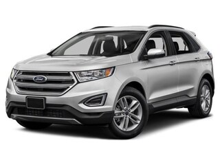Certified pre-owned Ford cars, trucks, and SUVs 2017 Ford Edge Titanium SUV for sale near you in Draper, UT