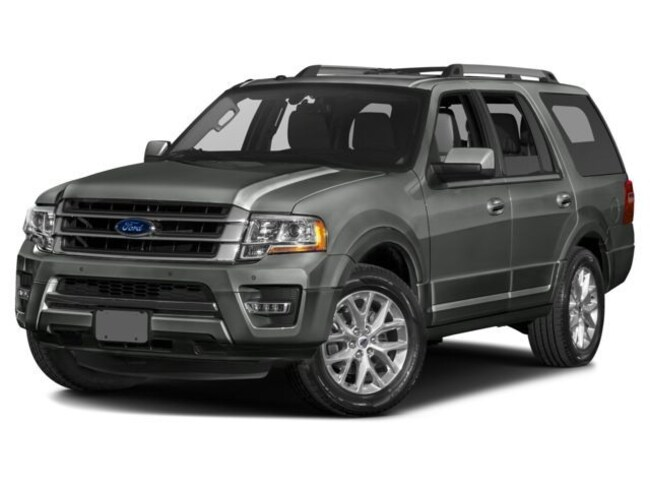 2017 Ford Expedition LIMITED Platinum 4WD