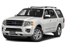 2017 Ford Expedition Limited 4X4 SUV