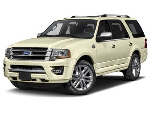 2017 Ford Expedition King Ranch 4x4 Sport Utility