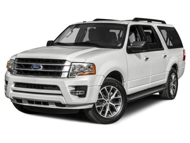 2017 Ford Expedition EL XLT Sport Utility