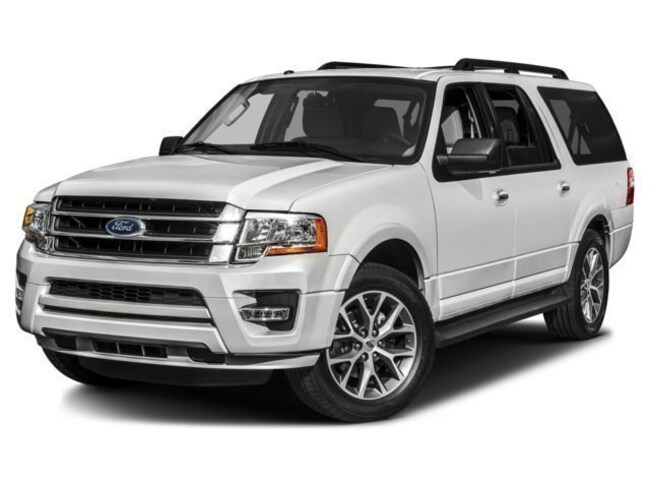 New 2017 Ford Expedition EL XLT XLT 4x4 Fenton, MI