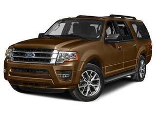2017 Ford Expedition EL Limited SUV 4x4