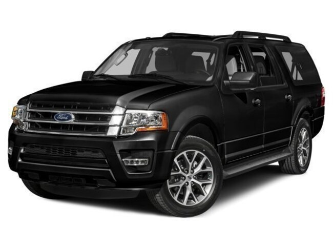 Certified Used 2017 Ford Expedition EL Platinum Sport Utility in Tulsa