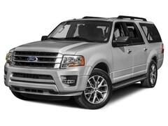 2017 Ford Expedition EL Platinum SUV