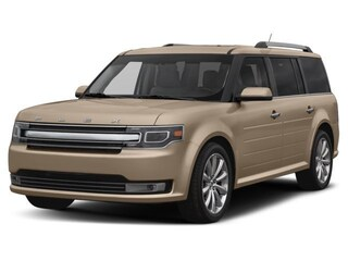 2017 Ford Flex SEL Mini-Van